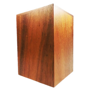 Hawaiian Koa Wood Memorial Urn